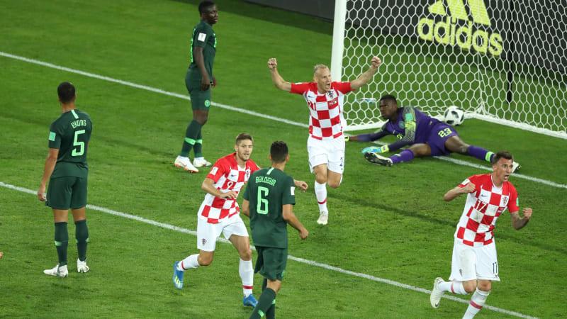 gol bunuh diri dan penalti bawa kroasia kalahkan nigeria