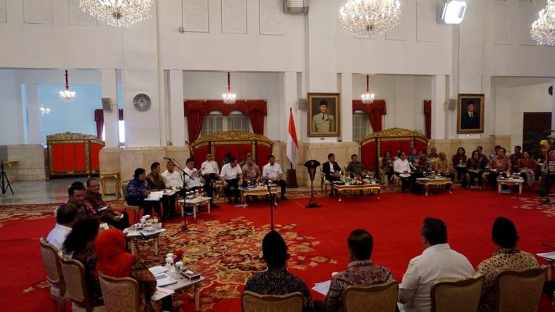 Sidang Kabinet Paripurna 2018