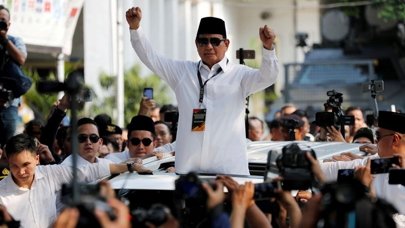 Lipsus, Duel Kedua Jokowi-Prabowo, Prabowo Subianto, KPU