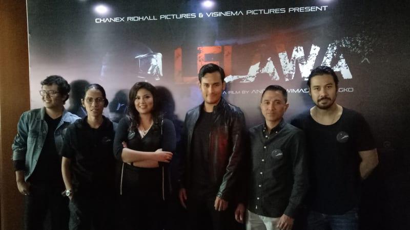 Konferensi Pers Film Lelawa