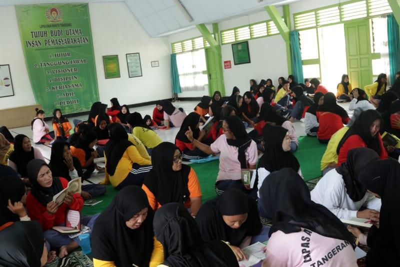 Kisah Narapidana Lapas Tangerang