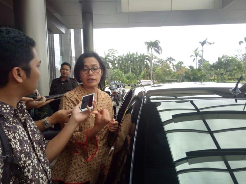 Menteri Keuangan Sri Mulyani Indrawati