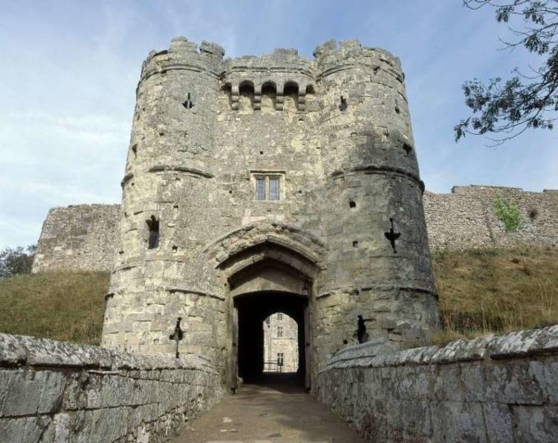 Kastil Carisbrooke