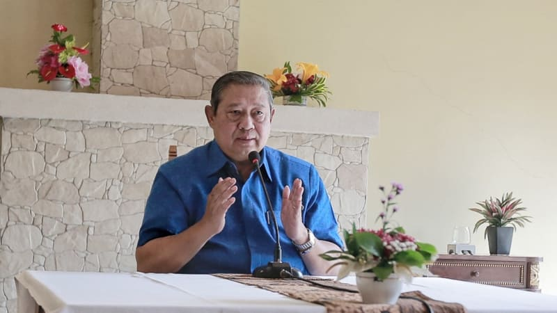 Konpers Susilo Bambang Yudhoyono