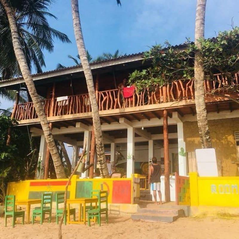 Hotel Lucky Beach Tangalle, Sri Lanka
