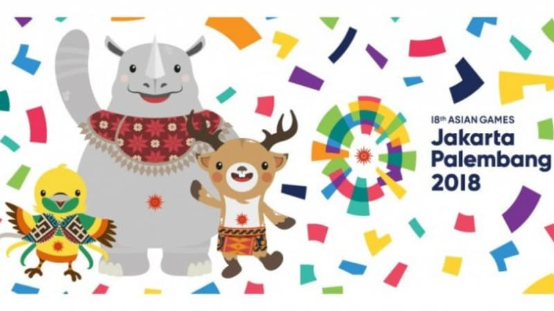 Pesona Wastra Maskot Asian Games 2018 Kumparan Gambar Logo Game