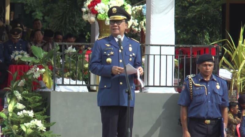 Hasil gambar untuk HUT Pemadam Kebakaran (Damkar), di Ambon
