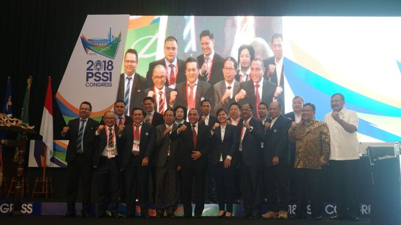 Kongres PSSI 2018 di ICE BSD