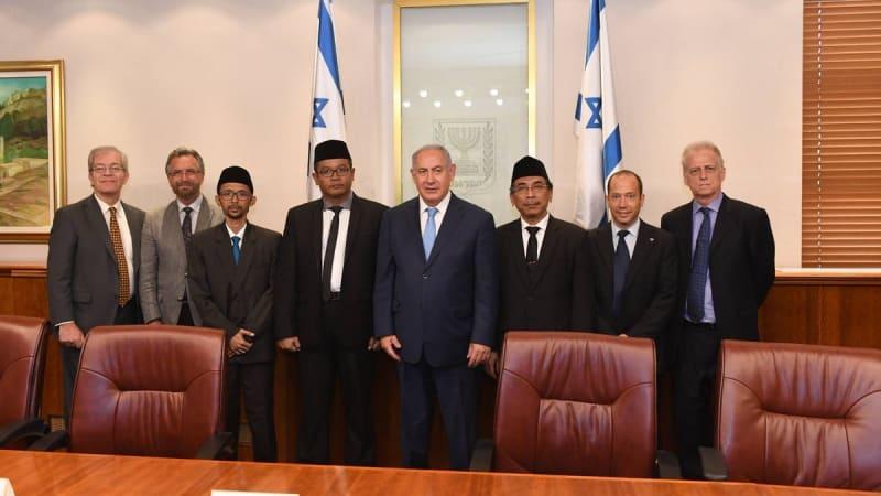 PM Israel dan Yahya Staquf