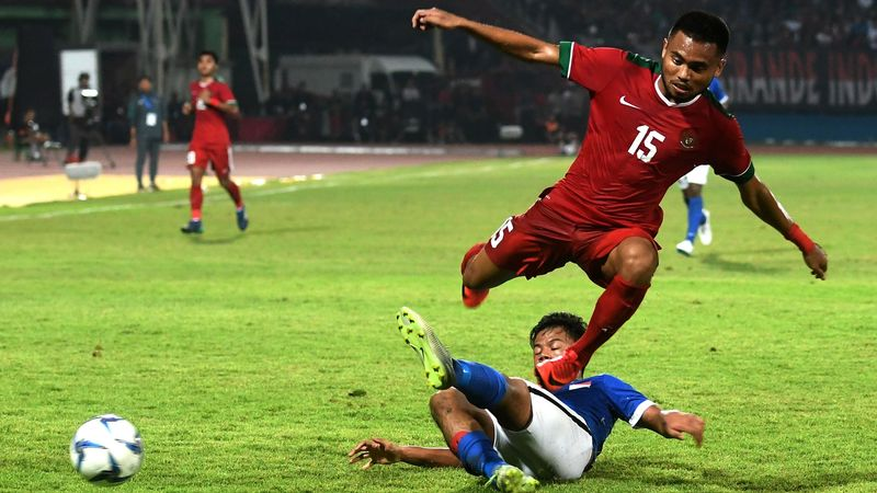 Indonesia U-19 vs Singapura U-19