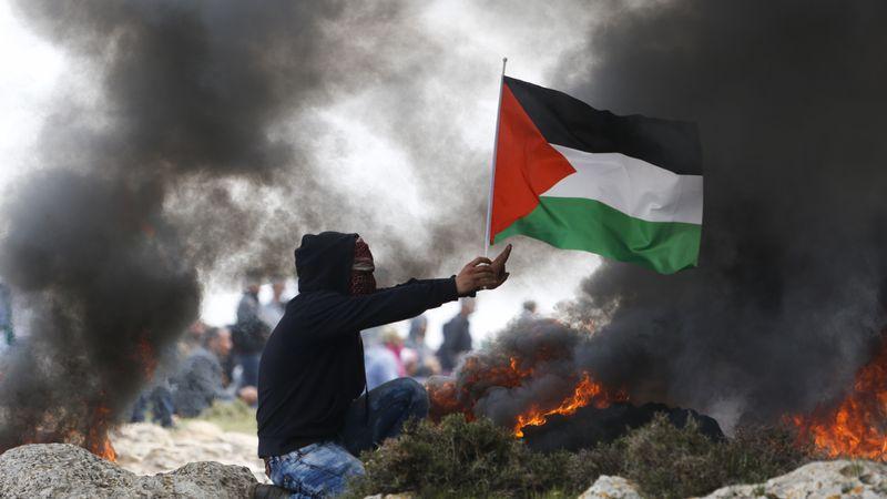 Permukiman Ilegal Israel di Palestina