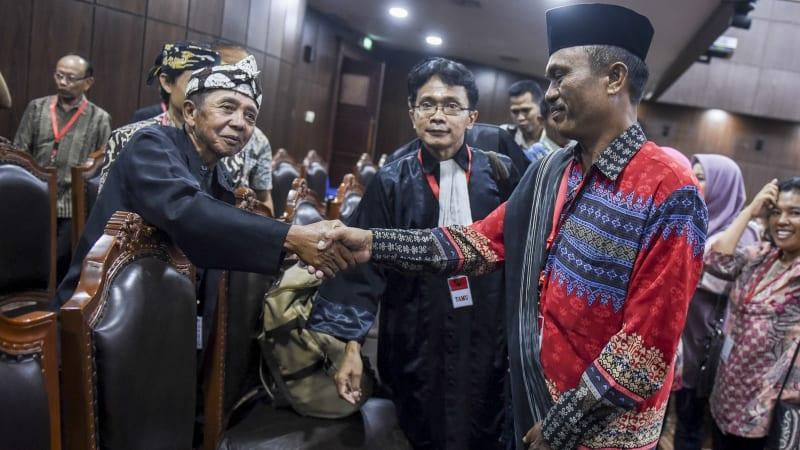 Penghayat Ugamo dan Sunda Wiwitan
