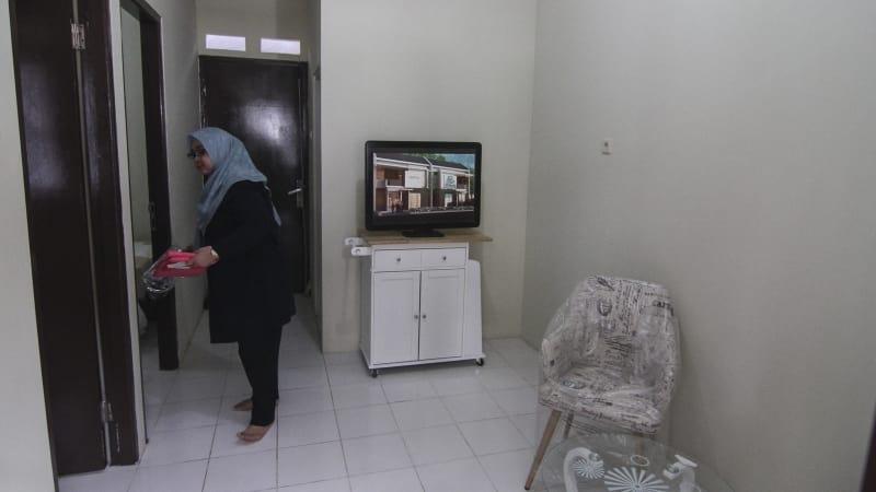 Rumah DP nol Rupiah di Cilincing