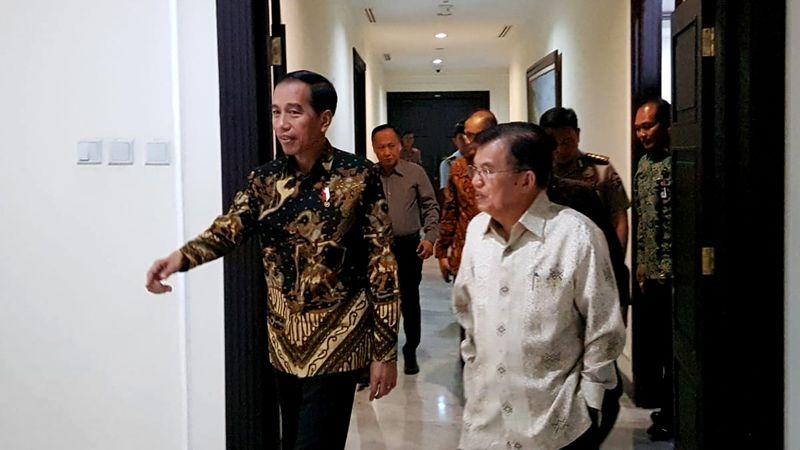 Jusuf Kalla, Presiden Joko Widodo
