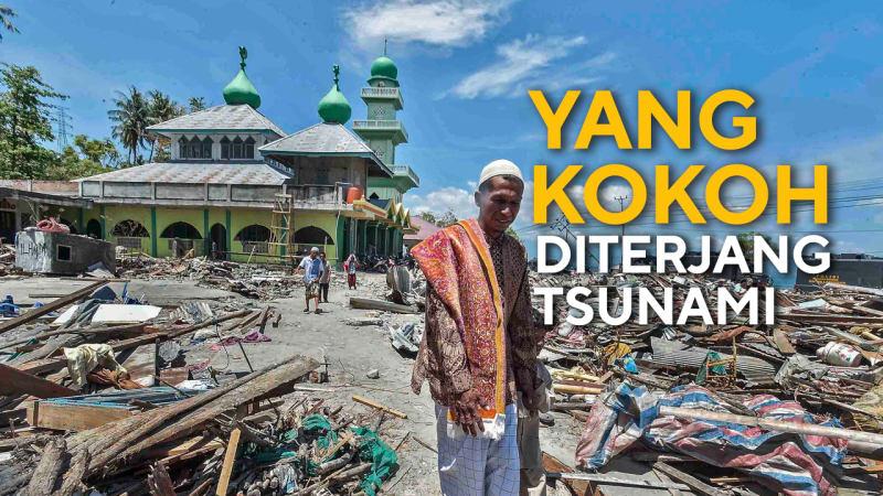 Konten Spesial Yang Kokoh Diterjang Tsunami