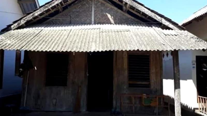 Rumah atlet atletik nasional Lalu Muhammad Zohri