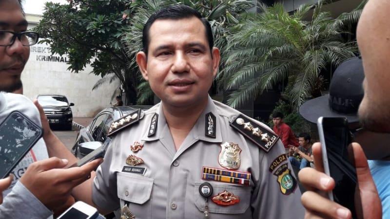 Image result for Kepala Bidang Hukum Polda Metro Jaya Kombes Agus Rohmat