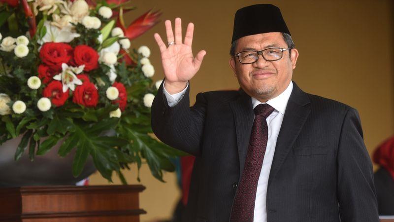 Ahmad Heryawan di Sidang Tahunan MPR