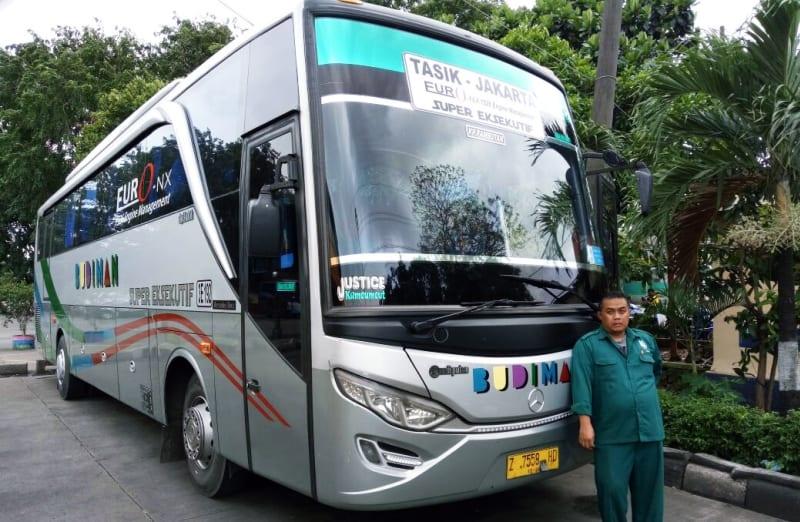 Supir Bus Telolet