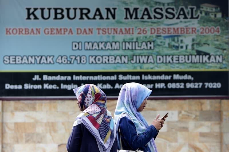 Peringatan 12 tahun tsunami Aceh