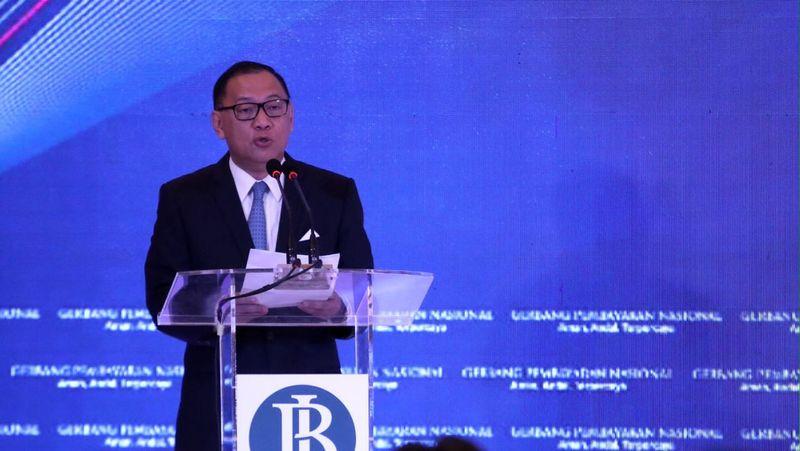 Gubernur BI, Agus Dermawan Wintarto Martowardojo