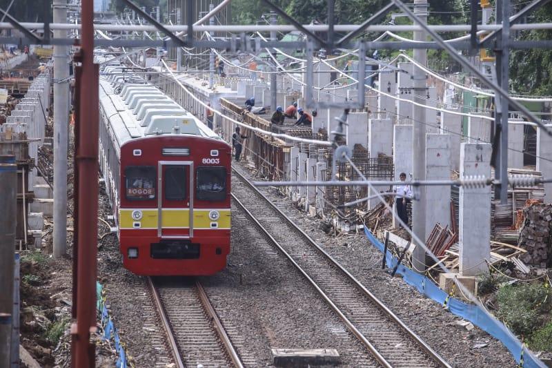 Kereta Api Commuter Line