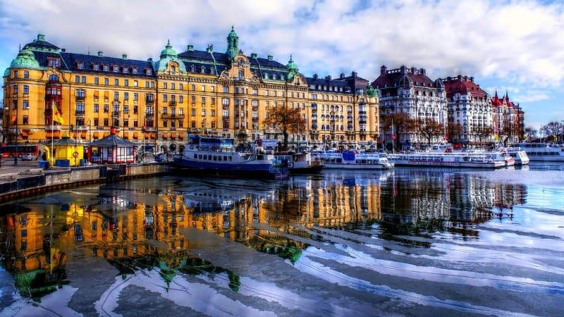 Stockholm, Swedia  (Foto: Dok: Flickr/roogeri)