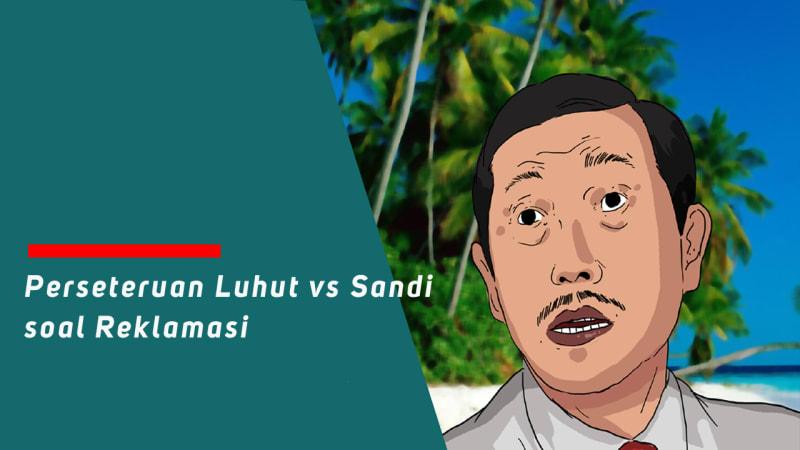 Polemik reklamasi Teluk Jakarta