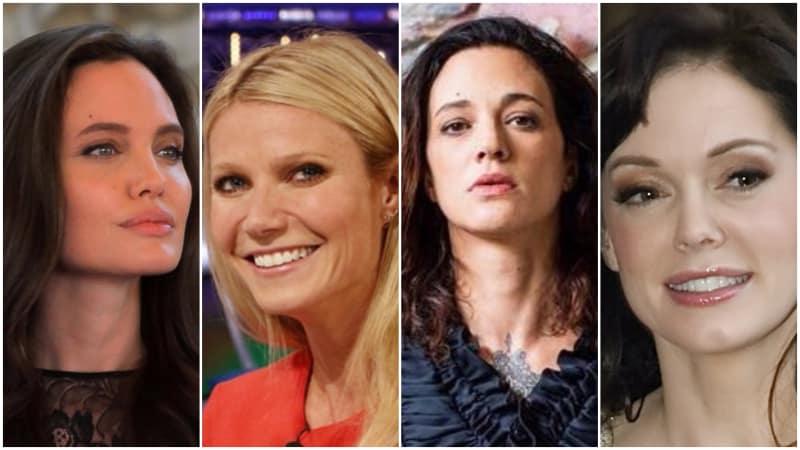 Para korban produser cabul di Hollywood