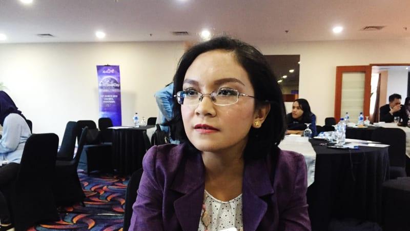 Aurora Lumbantoruan, psikolog klinis