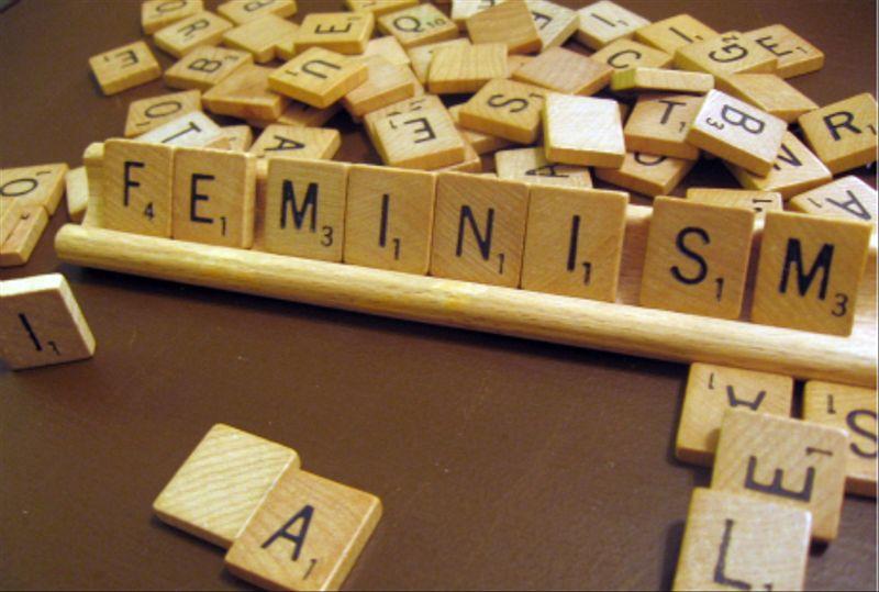 Feminism Scrabble