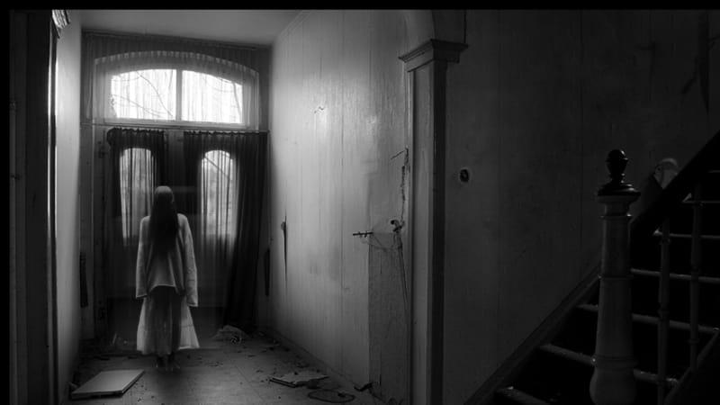 Rumah horor.