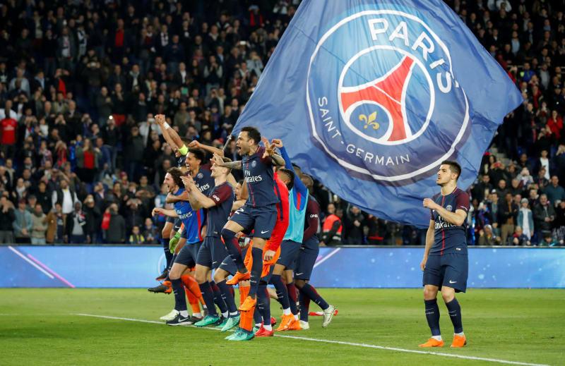 PSG Juara Ligue 1