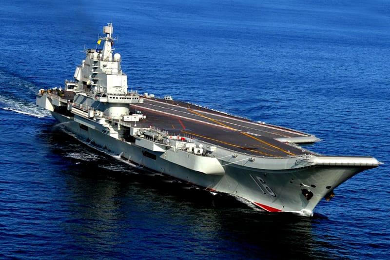 Kapal induk China, Liaoning
