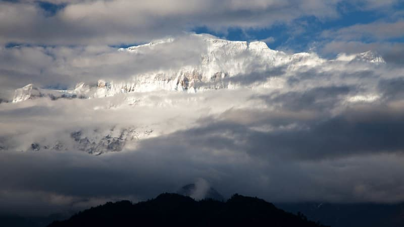 Gunung Burja