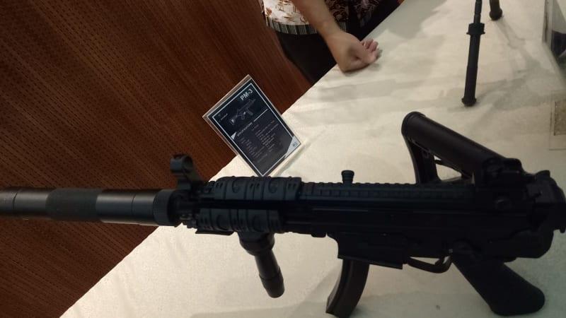 Senjata Produksi PT Pindad