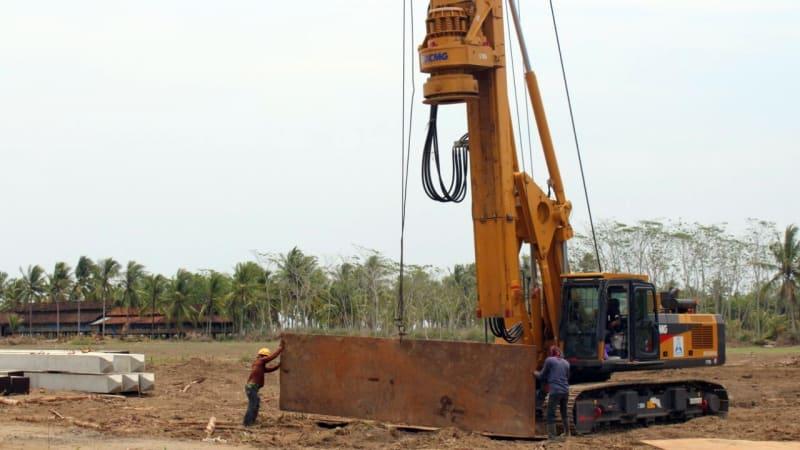 Perkembangan pembangunan Bandara Kulonprogo