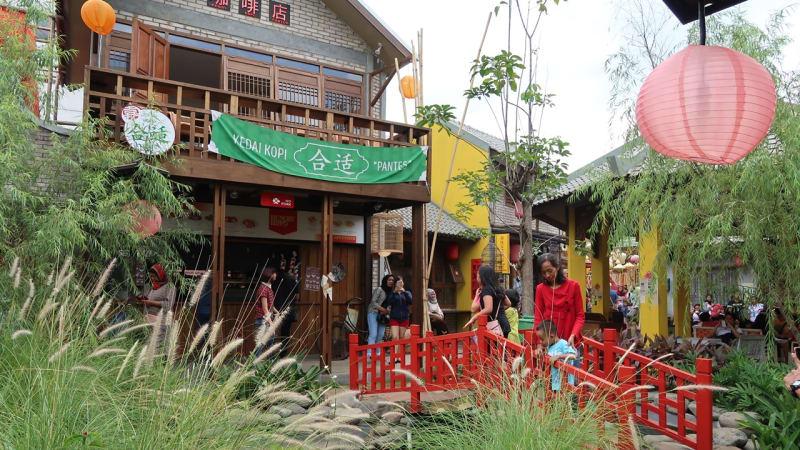 Kawasan Chinatown Kota Bandung