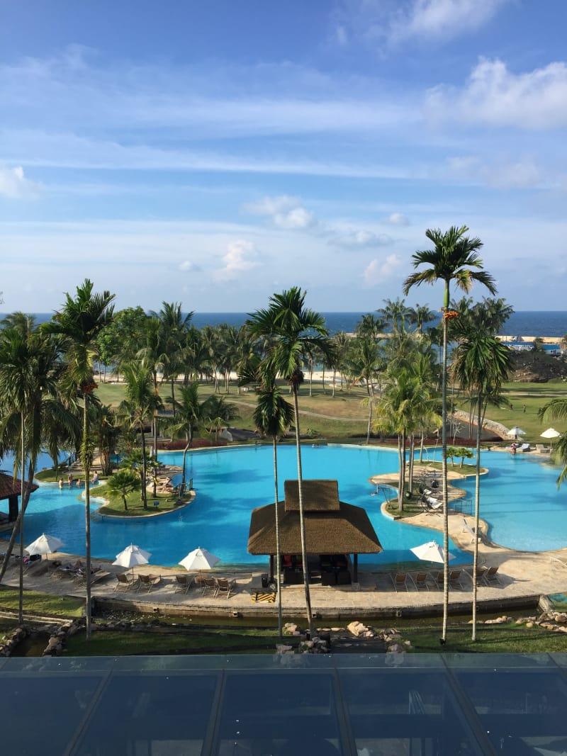 Lagoon Bintan Resort
