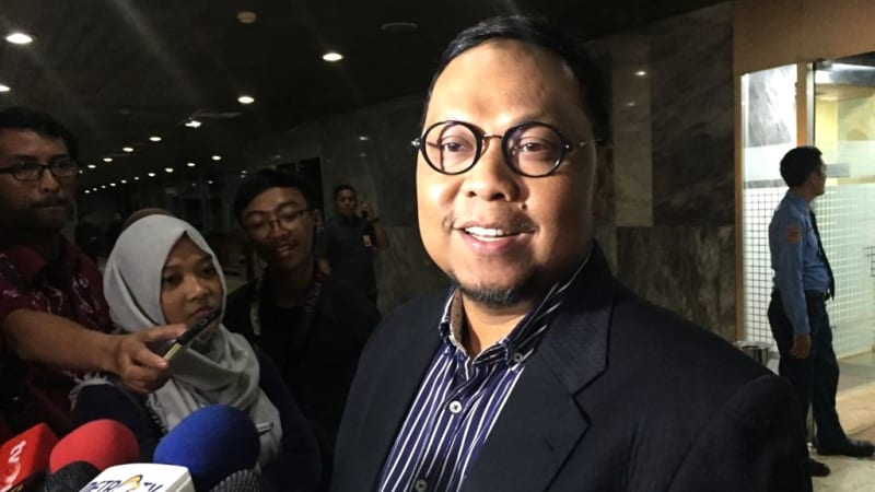Wakil Ketua Komisi II Lukman Edy