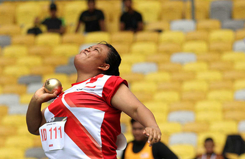 1,5 Miliar Sudah di Tangan, Peraih Emas Asian Para Games Ini Mengaku Belum Puas