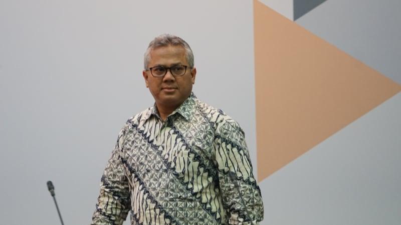 Arief Budiman, Ketua KPU RI, Rapat Pleno, DPT, Pemilu 2019