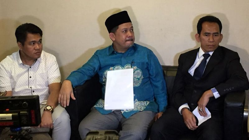 Fahri Hamzah, PKS