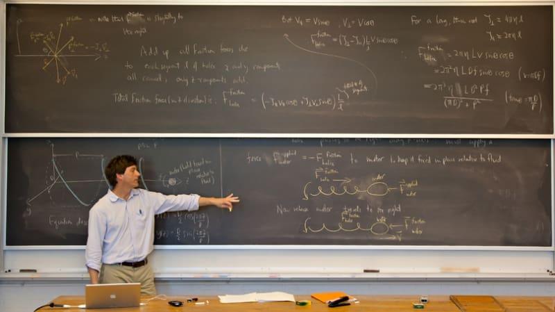 Ilustrasi pengajar