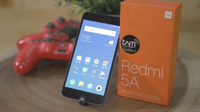 Siap Siap Ada Flash Sale Ponsel Murah Xiaomi Redmi 5A