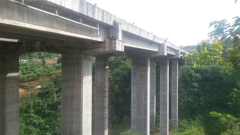 Jembatan Cisomang Terkini
