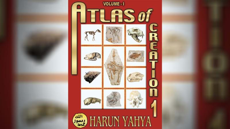 Buku Atlas Penciptaan.