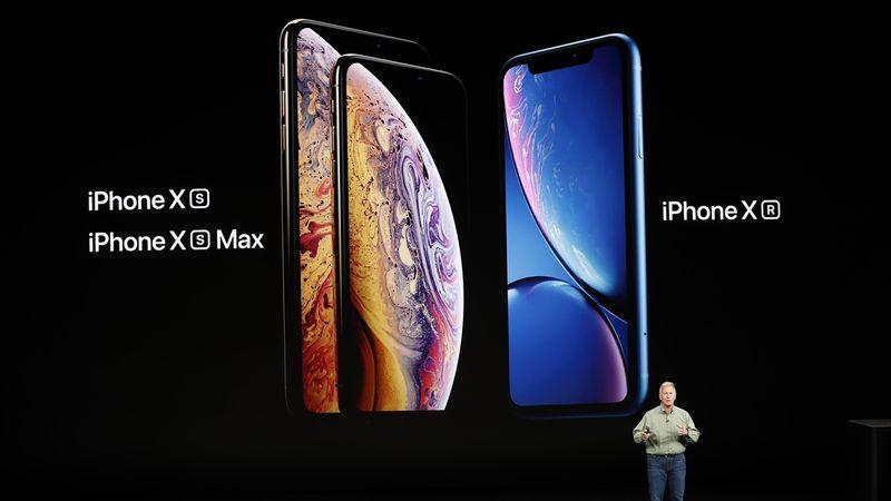 Peluncuran iPhone XS dan iPhone XR