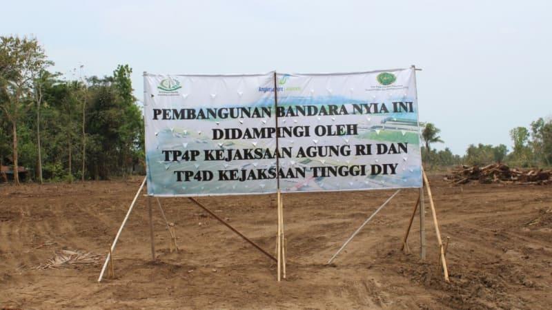 Pembebasan lahan Bandara Kulonprogo akan dikebut