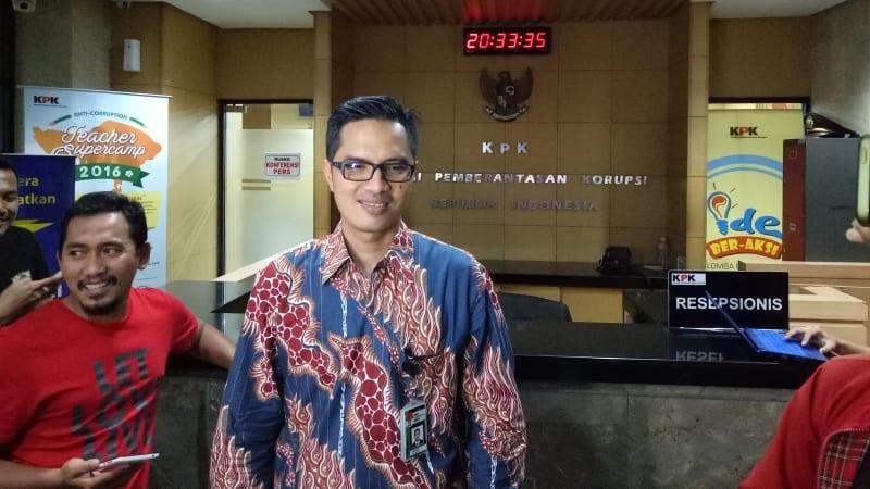 Kasus dugaan suap proyek satelit monitor